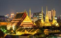Wat Pho , Bangkok ,Thailand
