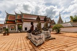 Wat Phra Borommathat Chaiya Ratchaworawihan, Surat Thani