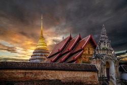 Wat Phra That Lampang Luang is a temple in Lampang Province, Thailand.