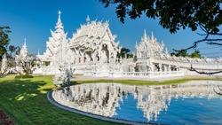 Wat Rong Khun, Wat Phra Kaew Chiang Rai