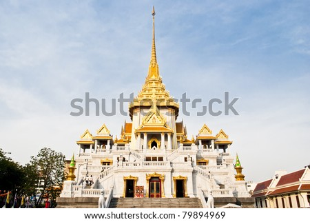 Wat Traimite Temple