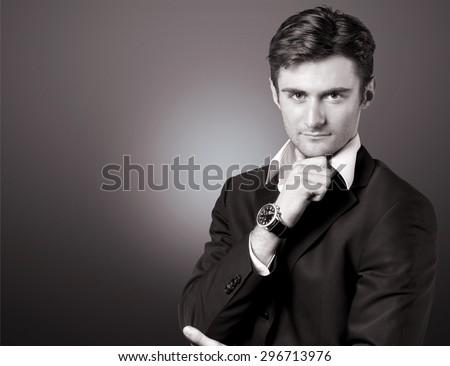 Watch, men, model.
