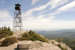 Watch Tower at Hurricane Trail, Lake Placid