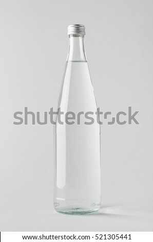 Water Bottle Mock-Up #521305441