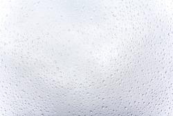 Water Drop on Glasses as Background