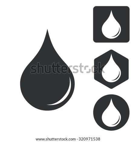 Water drop set