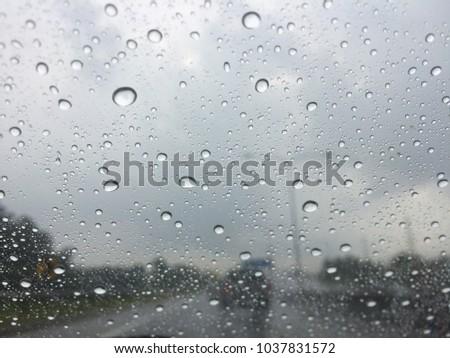 water dropletsafter rain   #1037831572