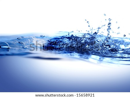 water dropping