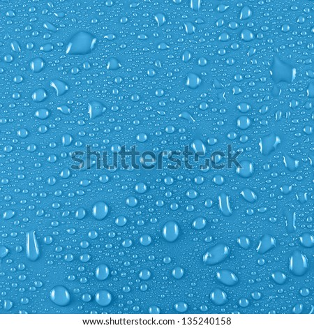 stock-photo-water-drops-on-blue-background