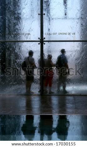 Water exhibit pavilion (Expo Zaragoza - Spain)