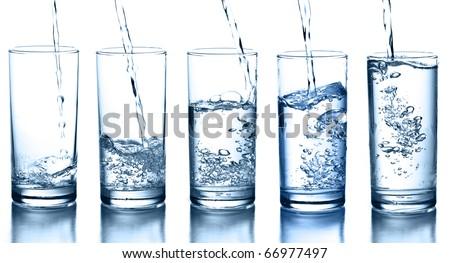 water glass #66977497