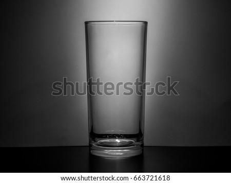 Water glass Magic glass #663721618