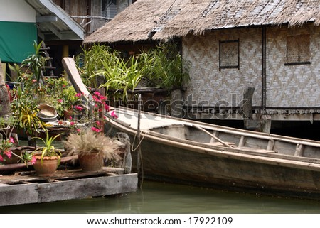Water house,  Thailand
