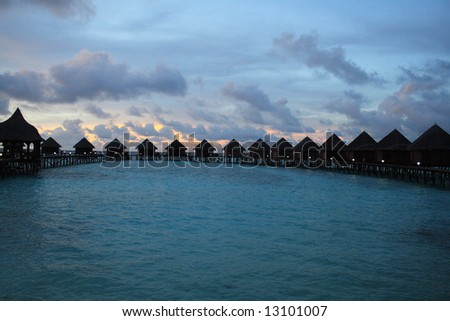 water houses