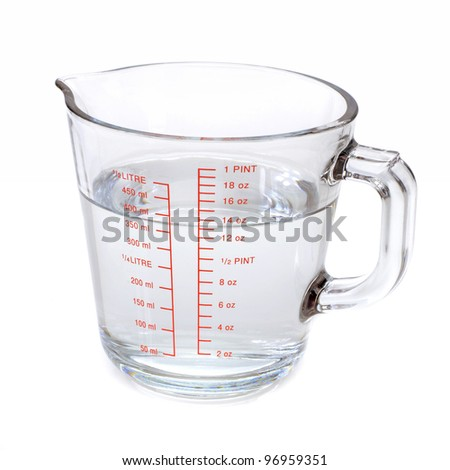 Free Photos Water In Measuring Cup On White Background Avopixcom