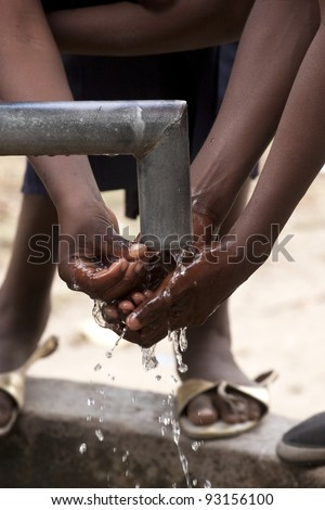 water of life in Africa