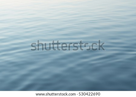 water of Still blue abstract background Сток-фото ©