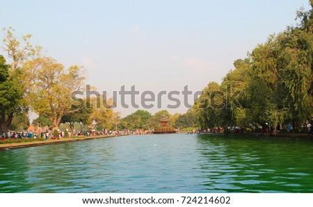 water park In Delhi India #724214602