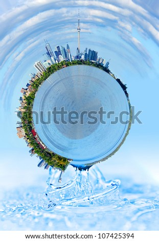 Water resources Concept