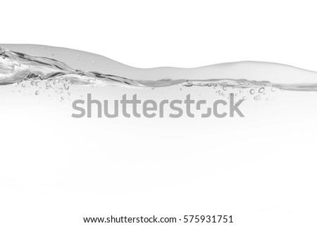 Water splash isolated on white background,water #575931751