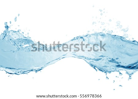Water splash,water splash isolated on white background,water #556978366