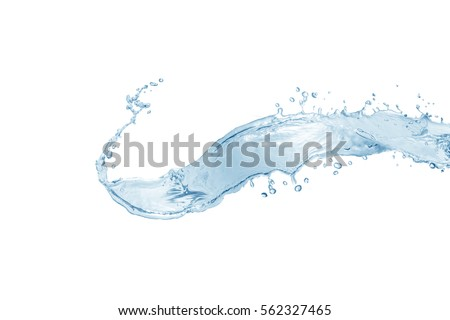 Water splash,water splash isolated on white background,water #562327465