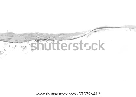 Water splash,water splash isolated on white background,water #575796412