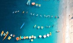 Water Sports at White Beach Puerto Galera Oriental Mindoro Philippines