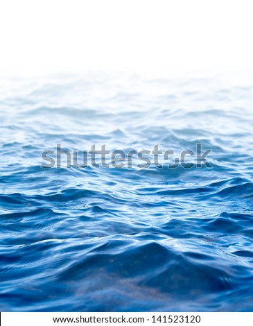 Water surface, abstract background with a text field #141523120