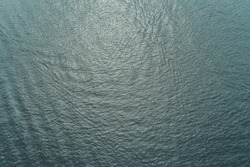 Water surface background from above