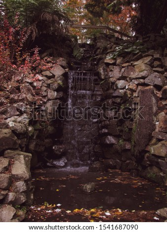 Water symbolism is abundant around the world. Its association with life makes it a powerful symbol. Waterfalls symbolise of letting something go, cleansing process and continuous flow of energy #1541687090
