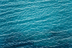 Water texture. Deep color