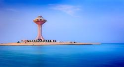 Water Tower Khobar Saudi Arabia