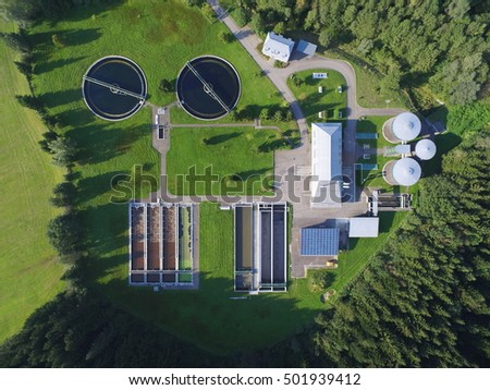 water treatment plant #501939412