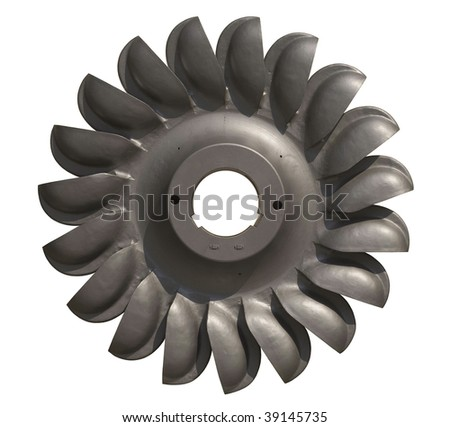Water Turbine for Hydroelectric Generation and Sustainable Power