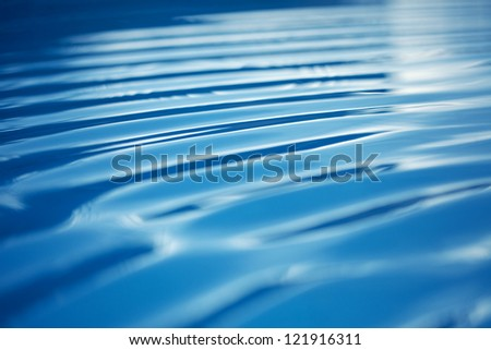 water waves (water surface)