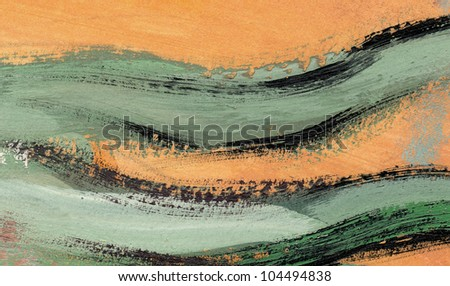 watercolor abstract beauty background