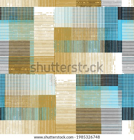 Watercolor beautiful artistic geo, lines, stripes, strips seamless pattern design for textures fabric,clothing, scarf, clipboard, shawl, scarves, wrapper, wallpaper and surface, t shirt, pillow, rug