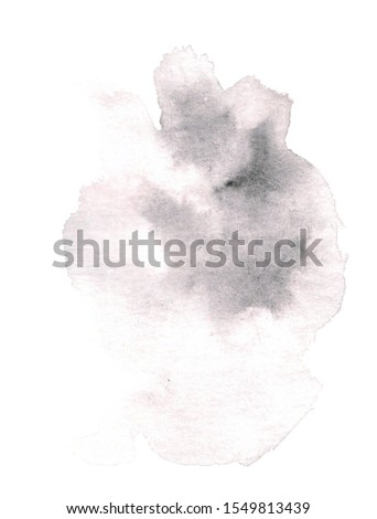 Watercolor blob texture splotch splatches
