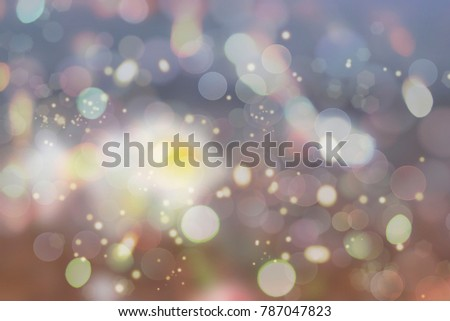 Watercolor bright background . Holiday bright lights. The sea a Clear sky Flowers #787047823