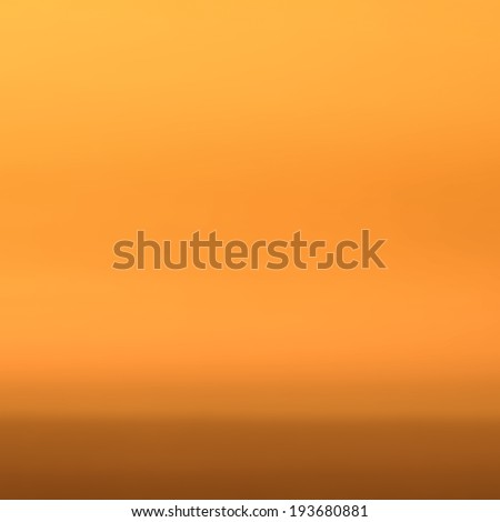 Watercolor gradient backgrounds. Smooth Pastel Abstract Gradient Background with yellow and orange colors.