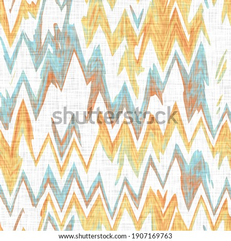Watercolor mottled texture background. Hand drawn irregular abstract seamless pattern. Modern linen textile for spring summer home decor. Decorative scandi doodle style colorful all over print