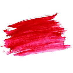 watercolor paint red strokes brush stroke color texture with space for your own text