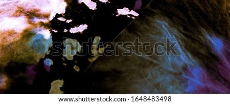 Watercolor Texture. Neon Tie Dye Patchwork. Watercolor Pattern. Transparent Wallpaper. Black  Acid Artistic Dirty Art. Dirty Art Painting. Aquarelle Print. Abstract Poster. Tie Dye Grunge. Rainbow
