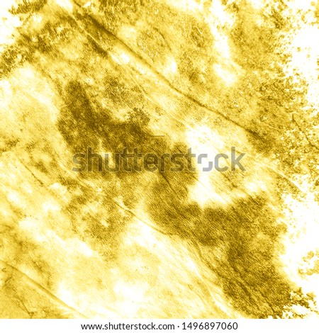 Watercolor Texture Subtle. Metal Tie Dye Designs. Yellow Watercolor Background Color. Metal Dirty Paper Art. Paper Art Style. Modern Luxury Template.