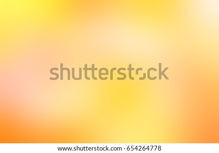 watercolor yellow orange blurred background - abstract juicy texture, autumn bright backdrop