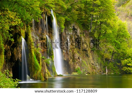 Waterfall #117128809
