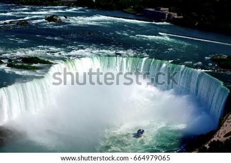 Waterfall #664979065