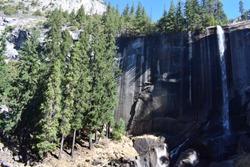 Waterfall at Verna Falls
