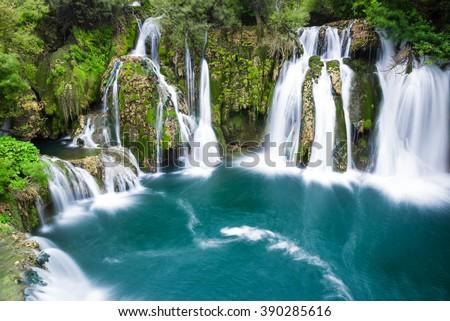 waterfalls of martin brod on...